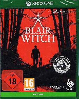 Einfach und sicher online bestellen: Blair Witch DayOne Edition + Good Boy Pack DLC in Österreich kaufen.