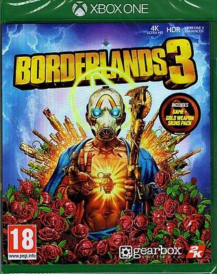 Einfach und sicher online bestellen: Borderlands 3 (PEGI) in Österreich kaufen.