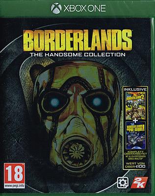 Einfach und sicher online bestellen: Borderlands: The Handsome Collection (AT-PEGI) in Österreich kaufen.