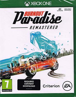 Einfach und sicher online bestellen: Burnout Paradise (AT-PEGI) in Österreich kaufen.