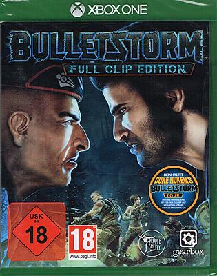 Einfach und sicher online bestellen: Bulletstorm Full Clip Edition in Österreich kaufen.