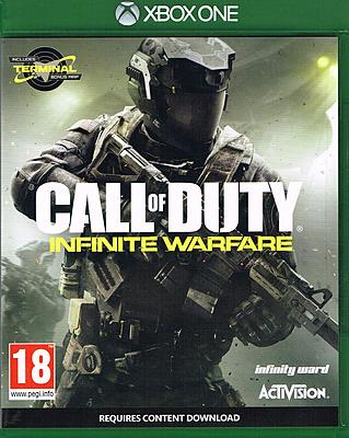 Einfach und sicher online bestellen: Call of Duty: Infinite Warfare + DLC (EU-Import) in Österreich kaufen.