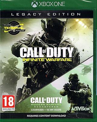 Einfach und sicher online bestellen: Call of Duty: Infinite Warfare Legacy Edition (EU) in Österreich kaufen.