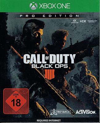 Einfach und sicher online bestellen: Call of Duty: Black Ops 4 Pro Edition in Österreich kaufen.