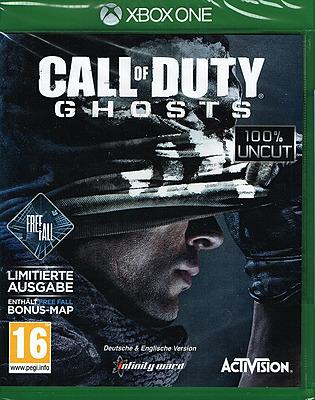 Einfach und sicher online bestellen: Call of Duty: Ghosts in Österreich kaufen.