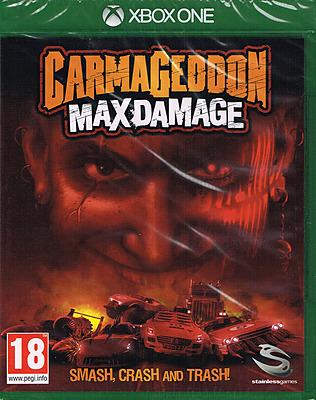 Einfach und sicher online bestellen: Carmageddon: Max Damage (EU-Import) in Österreich kaufen.