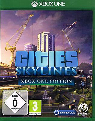 Einfach und sicher online bestellen: Cities Skylines - Xbox One Edition in Österreich kaufen.