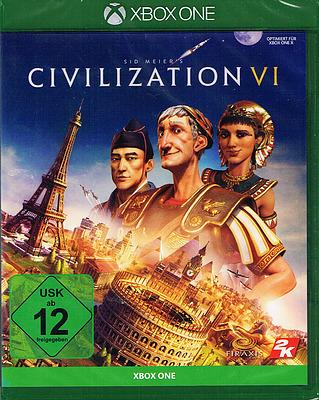 Einfach und sicher online bestellen: Civilization 6 in Österreich kaufen.