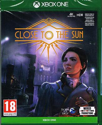 Einfach und sicher online bestellen: Close to the Sun (PEGI) in Österreich kaufen.
