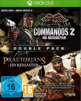 Einfach und sicher online bestellen: Commandos 2 & Praetorians: HD Remasters Double in Österreich kaufen.