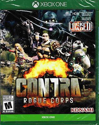 Einfach und sicher online bestellen: Contra - Rogue Corps (US-Import) in Österreich kaufen.