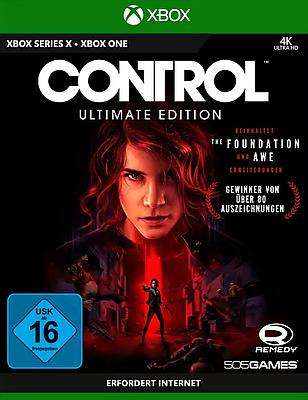 Einfach und sicher online bestellen: Control Ultimate Edition in Österreich kaufen.