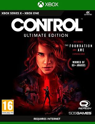 Einfach und sicher online bestellen: Control Ultimate Edition (PEGI) in Österreich kaufen.