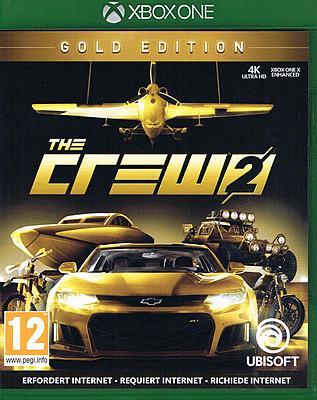 Einfach und sicher online bestellen: The Crew 2 Gold Edition + Lanyard (AT-PEGI) in Österreich kaufen.