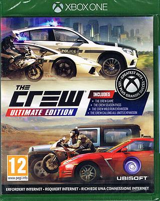 Einfach und sicher online bestellen: The Crew Ultimate Edition (AT-PEGI) in Österreich kaufen.