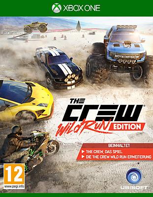 Einfach und sicher online bestellen: The Crew Wild Run Edition in Österreich kaufen.