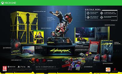 Einfach und sicher online bestellen: Cyberpunk 2077 Collectors Edition in Österreich kaufen.