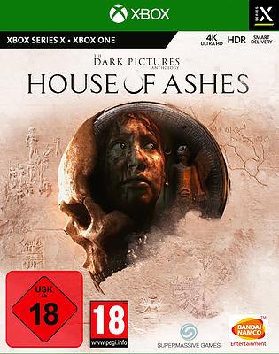 Einfach und sicher online bestellen: The Dark Pictures: House of Ashes in Österreich kaufen.