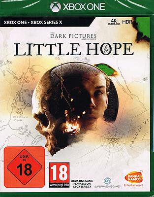 Einfach und sicher online bestellen: The Dark Pictures: Little Hope (AT-PEGI) in Österreich kaufen.
