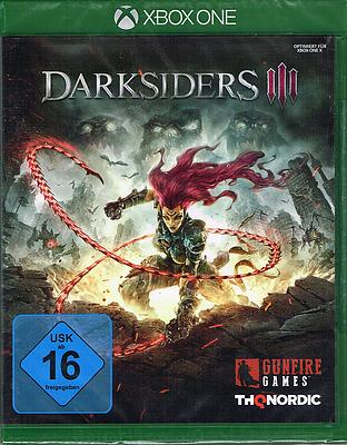 Einfach und sicher online bestellen: Darksiders 3 (AT-PEGI) in Österreich kaufen.