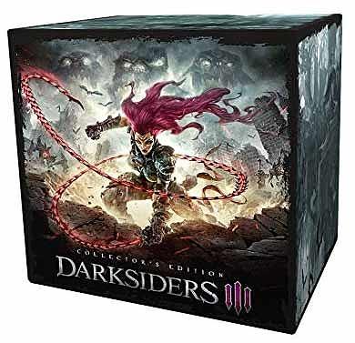 Einfach und sicher online bestellen: Darksiders 3 Collectors Edition in Österreich kaufen.