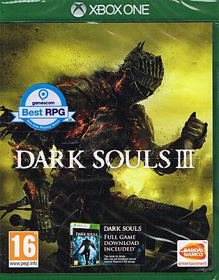 Einfach und sicher online bestellen: Dark Souls 3 + Dark Souls DLC (EU-Import) in Österreich kaufen.