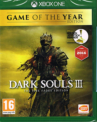 Einfach und sicher online bestellen: Dark Souls 3 - The Fire Fades Edition (PEGI) in Österreich kaufen.