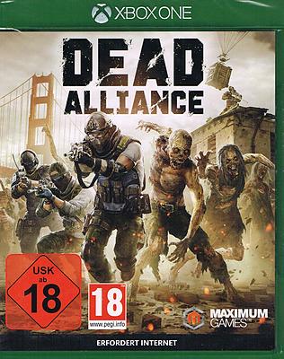 Einfach und sicher online bestellen: Dead Alliance (AT-PEGI) in Österreich kaufen.