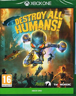 Einfach und sicher online bestellen: Destroy All Humans! (AT-PEGI) in Österreich kaufen.