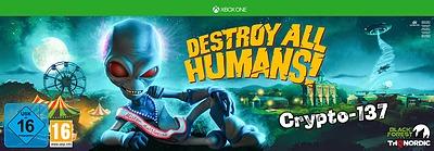 Einfach und sicher online bestellen: Destroy All Humans! Crypto-137 Edition in Österreich kaufen.