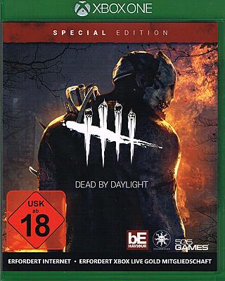 Einfach und sicher online bestellen: Dead by Daylight Special Edition in Österreich kaufen.