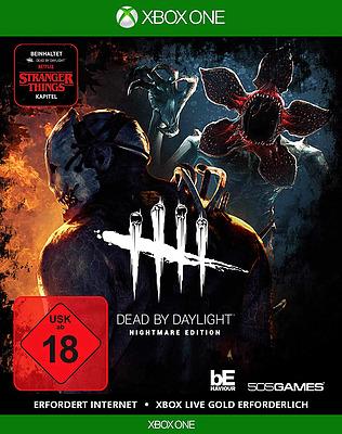 Einfach und sicher online bestellen: Dead by Daylight Nightmare Edition in Österreich kaufen.