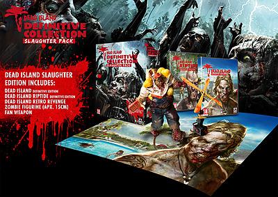 Einfach und sicher online bestellen: Dead Island Definitive Edition - Slaughter Pack in Österreich kaufen.