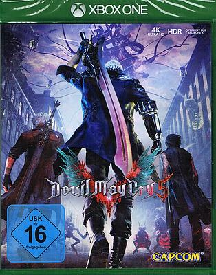Einfach und sicher online bestellen: Devil May Cry 5 (AT-PEGI) in Österreich kaufen.