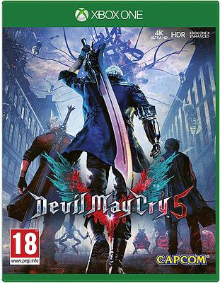 Einfach und sicher online bestellen: Devil May Cry 5 (PEGI) in Österreich kaufen.