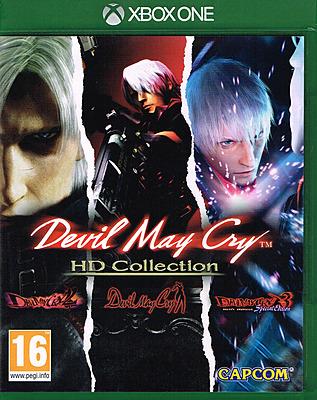 Einfach und sicher online bestellen: Devil May Cry HD Collection (AT-PEGI) in Österreich kaufen.