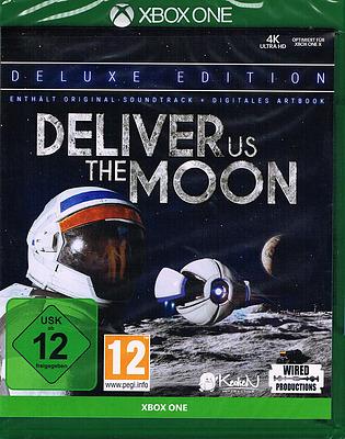 Einfach und sicher online bestellen: Deliver us the Moon Deluxe in Österreich kaufen.