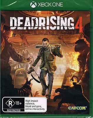 Einfach und sicher online bestellen: Dead Rising 4 + Steelbook (EU-Import) in Österreich kaufen.