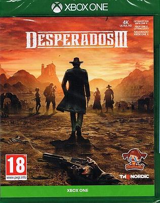Einfach und sicher online bestellen: Desperados 3 (AT-PEGI) in Österreich kaufen.