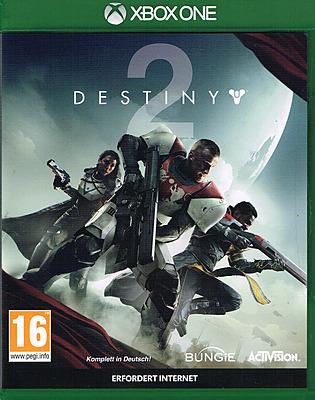 Einfach und sicher online bestellen: Destiny 2 (AT-PEGI) in Österreich kaufen.