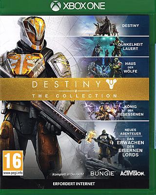 Einfach und sicher online bestellen: Destiny The Collection (AT-PEGI) in Österreich kaufen.