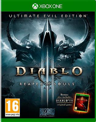 Einfach und sicher online bestellen: Diablo 3 Ultimate Evil Edition (EU-Import) in Österreich kaufen.
