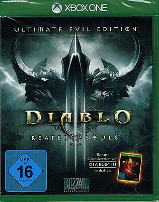 Einfach und sicher online bestellen: Diablo 3 Ultimate Evil Edition in Österreich kaufen.