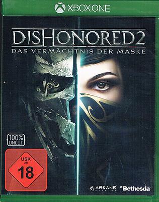 Einfach und sicher online bestellen: Dishonored 2 D1 Edition in Österreich kaufen.