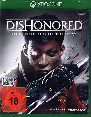 Einfach und sicher online bestellen: Dishonored: Der Tod des Outsiders (AT-PEGI) in Österreich kaufen.