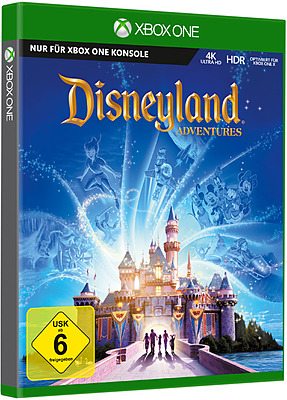 Einfach und sicher online bestellen: Disneyland (AT-PEGI) in Österreich kaufen.