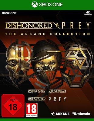 Einfach und sicher online bestellen: Dishonored and Prey: The Arkane Collection in Österreich kaufen.