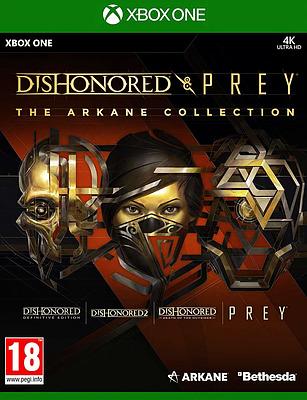 Einfach und sicher online bestellen: Dishonored and Prey: The Arkane Collection (PEGI) in Österreich kaufen.
