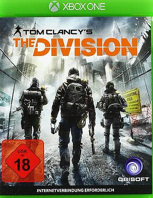 Einfach und sicher online bestellen: Tom Clancys The Division + 6 DLCs (AT-PEGI) in Österreich kaufen.