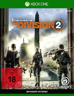 Einfach und sicher online bestellen: Tom Clancys The Division 2 + 4 DLCs (AT-PEGI) in Österreich kaufen.